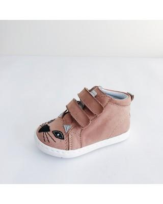 Mido Shoes 20-15 róż-brokat...